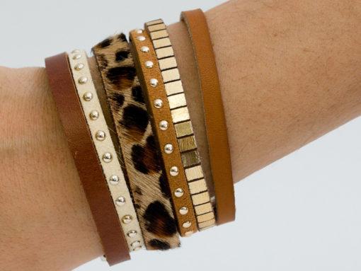 Bracelet Femme Fauve 01
