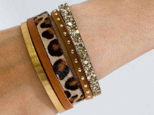Bracelet Femme Fauve 03
