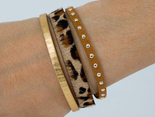 Bracelet Femme Fauve 04