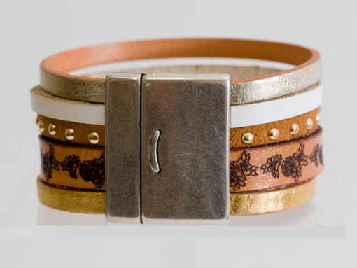 Bracelet Femme Saharienne 01
