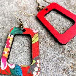 Vice versa motif rouge gypsy
